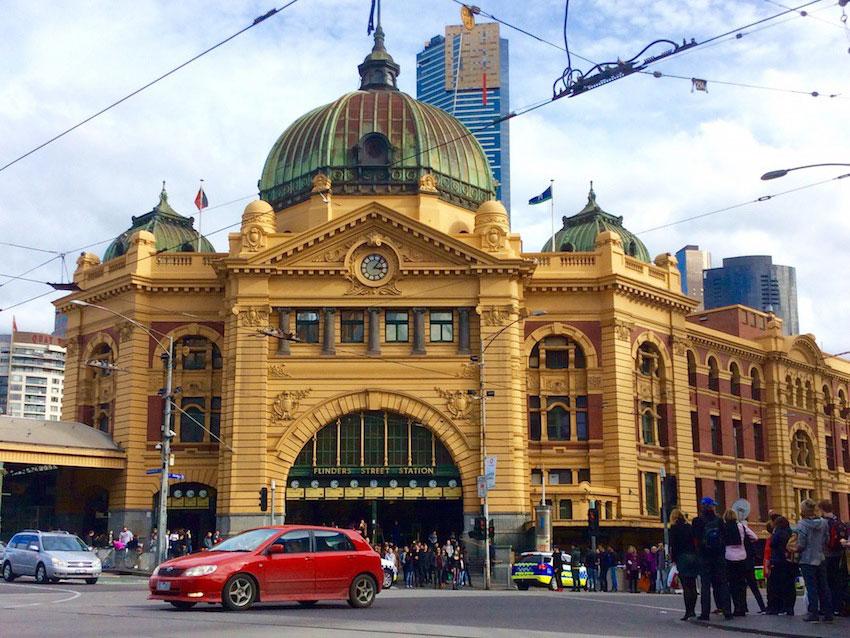 australian film locations melbourne