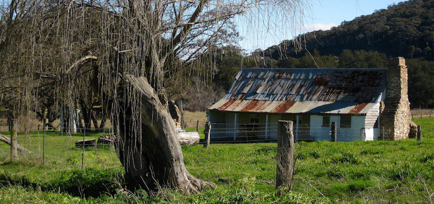 australian country film locations
