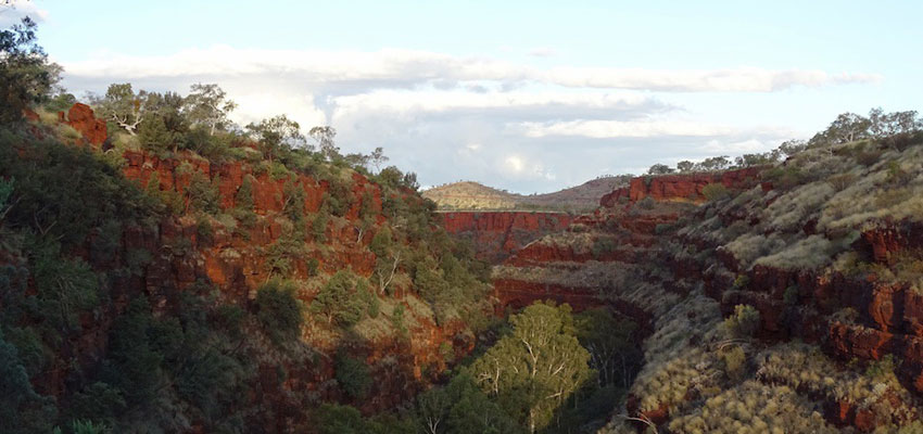 filming in australian mountain ranges
