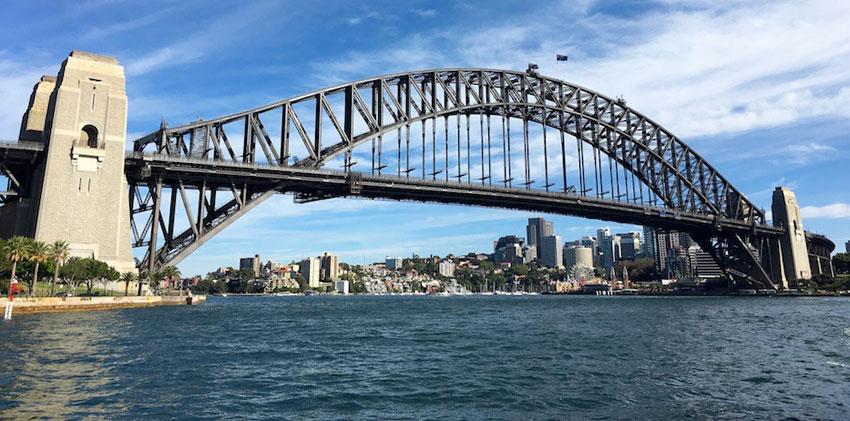 sydney filming locations australia