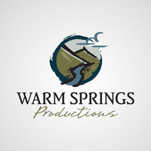 logo warm springs productions